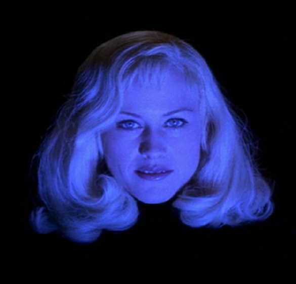 Patricia Arquette in the haunting Lynch film Lost Highway