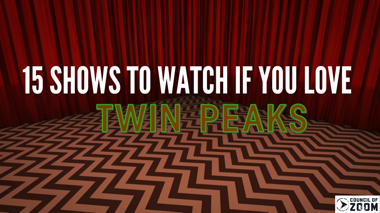 15 Shows to Watch If You Love Twin Peaks