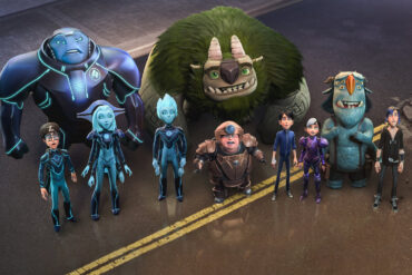 Trollhunter: Rise of the Guardians